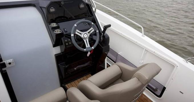 Boat rental Sainte-Maxime cheap Pacific Craft 750 Open