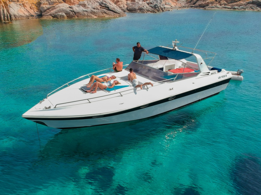 Hire Motorboat with or without skipper Abbate Porto Rotondo