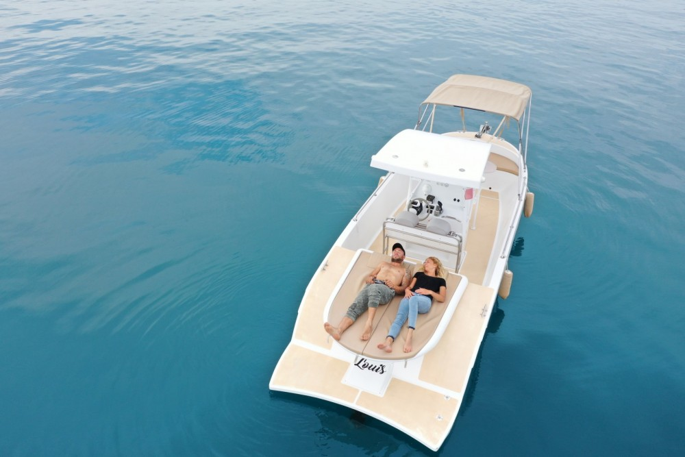 Boat rental Cannes cheap 26