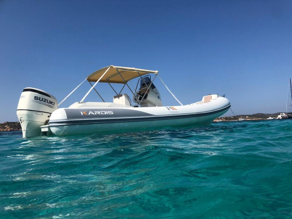 Boat rental Porto Rotondo cheap 750