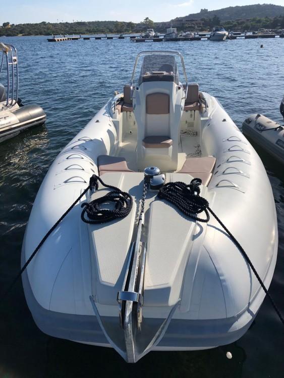 Rental yacht Porto Rotondo - Kardis 750 on SamBoat