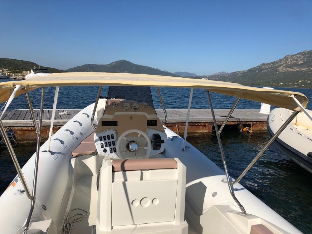 Rental RIB in Porto Rotondo - Kardis 750