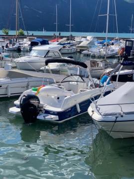 Boat rental Aix-les-Bains cheap Element E7