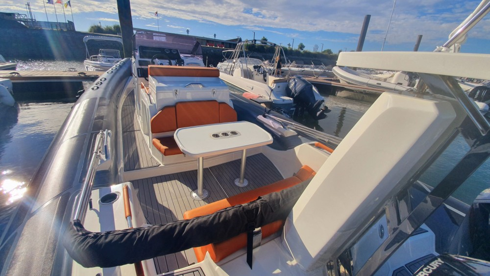 Brig Eagle 10 between personal and professional Arcachon
