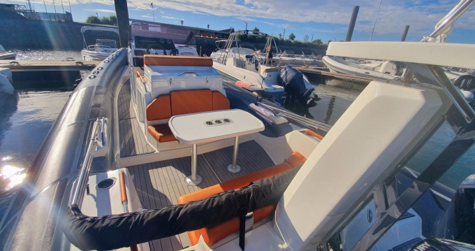 RIB for rent Arcachon at the best price