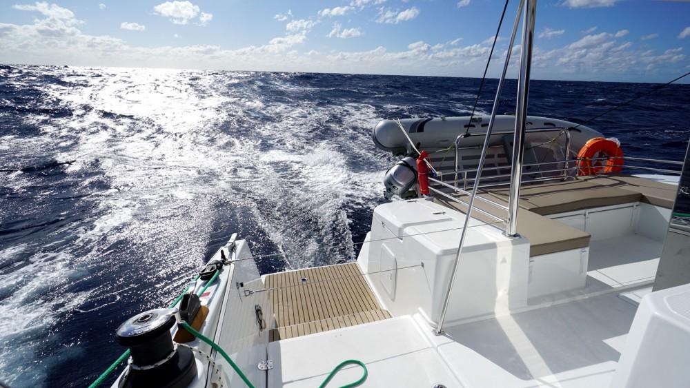 Rental Catamaran in Rogoznica - Catana Bali 4.3