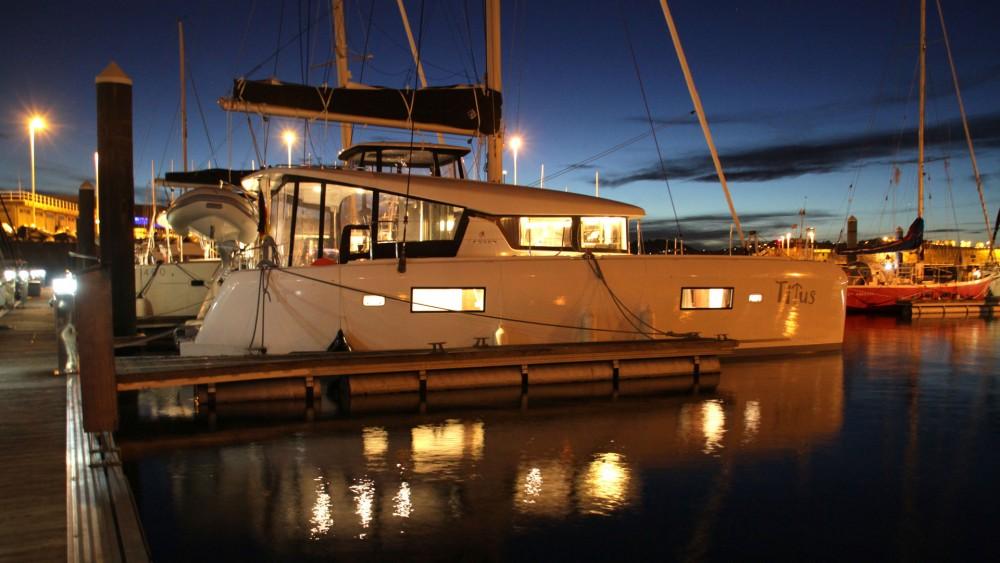 Rental Catamaran in Rogoznica - Lagoon Lagoon 42