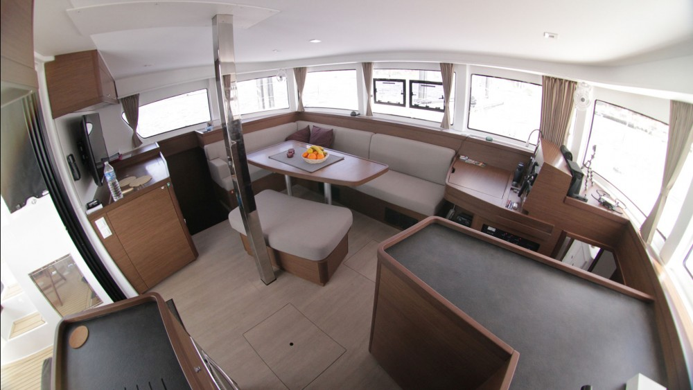 Hire Catamaran with or without skipper Lagoon Rogoznica
