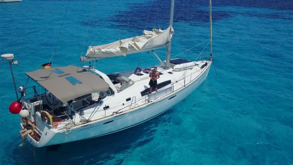 Rental yacht Grad Pula - Bénéteau Oceanis 50 on SamBoat