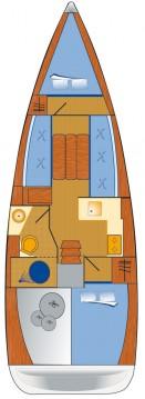 Rental Sailboat in Punat - Jeanneau Sun Odyssey 349