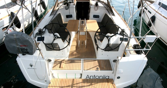 Boat rental Punat cheap Sun Odyssey 349