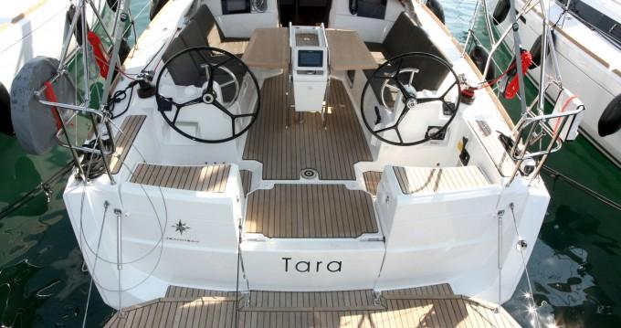 Boat rental Punat cheap Sun Odyssey 389