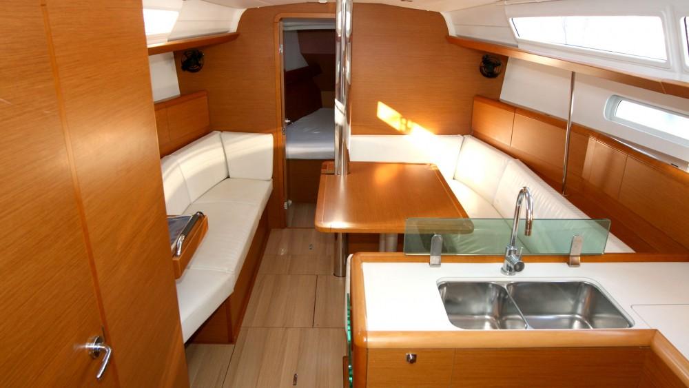 Boat rental Grad Pula cheap Sun Odyssey 389