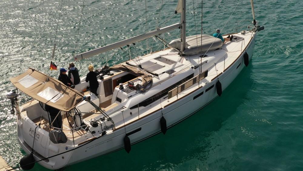 Rental Sailboat in Rogoznica - Jeanneau Sun Odyssey 479