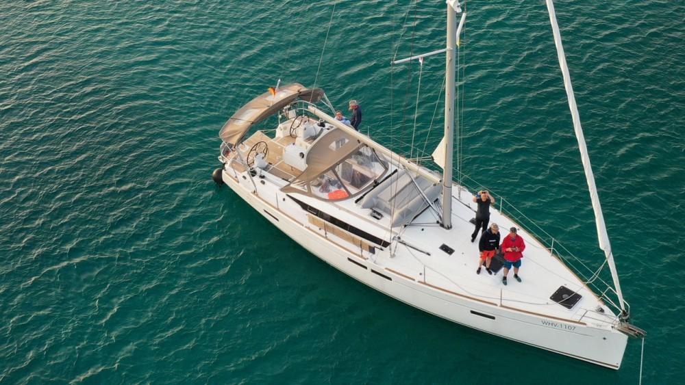 Boat rental Jeanneau Sun Odyssey 479 in Rogoznica on Samboat