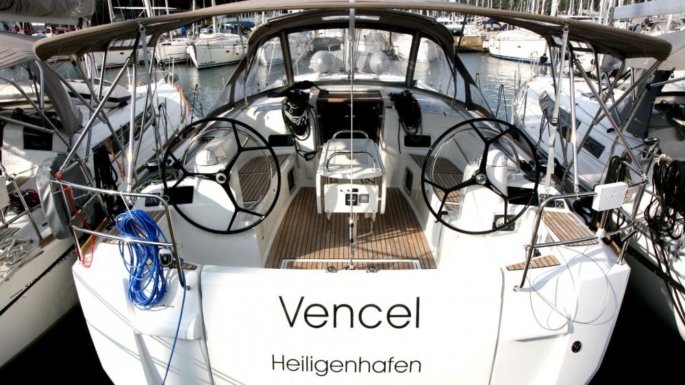 Boat rental Grad Pula cheap Sun Odyssey 479 - 4 cab.