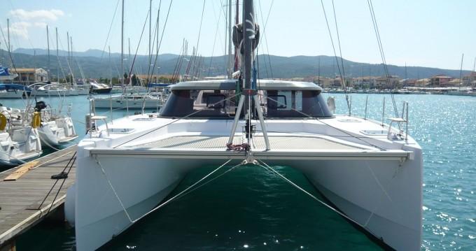 Rental yacht Lefkada - Bavaria Nautitech 40 open NEW - 4 + 2 cab. on SamBoat