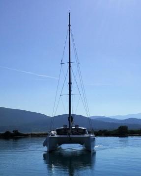 Boat rental Bavaria Nautitech 40 open NEW - 4 + 2 cab. in Lefkada on Samboat