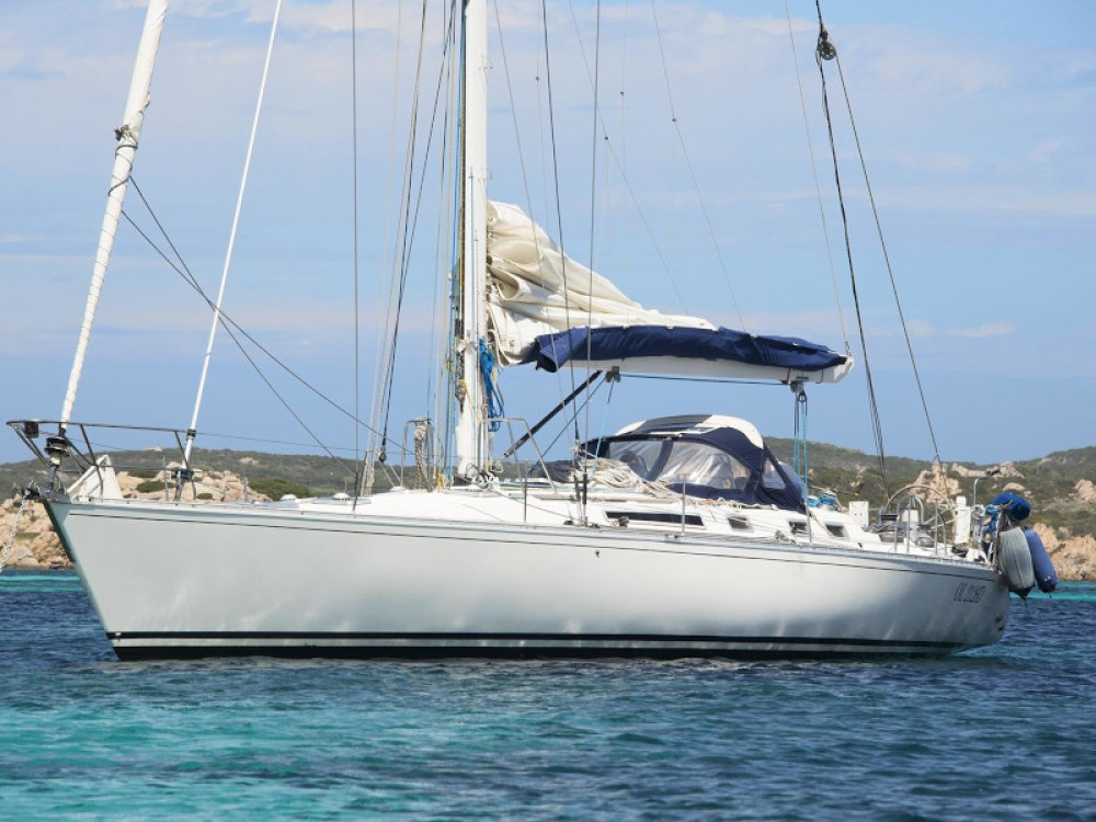 Rental Sailboat in  - Bénéteau First 51