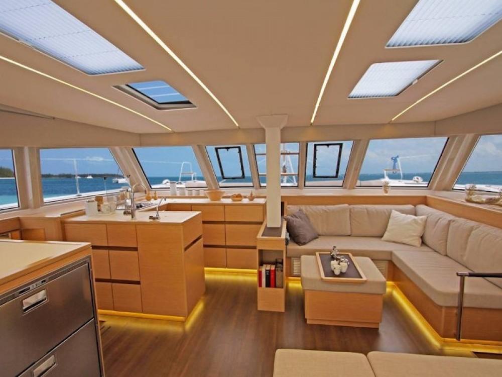 Boat rental Le Marin cheap Nautitech 46
