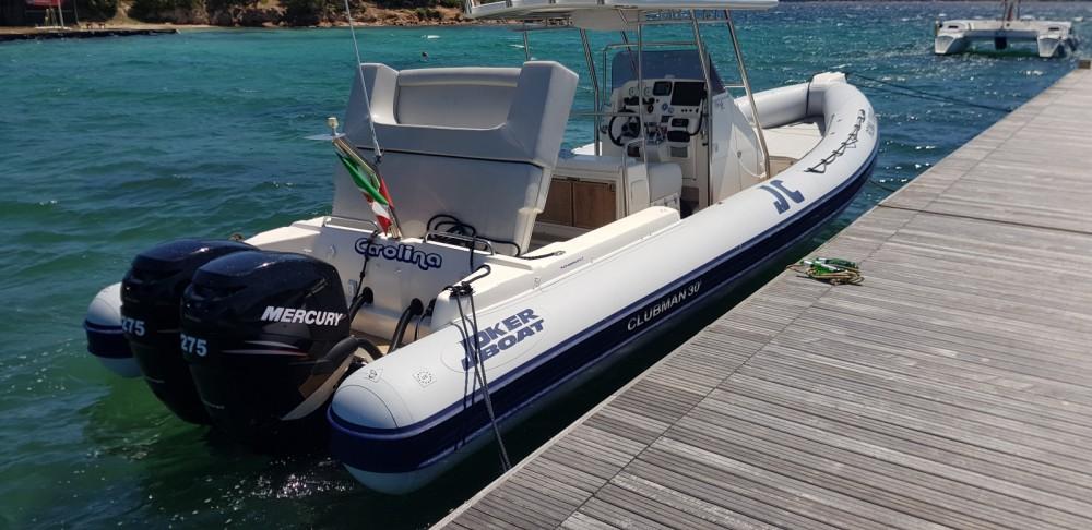 Rent a Joker Boat Clubman 30 Ameglia