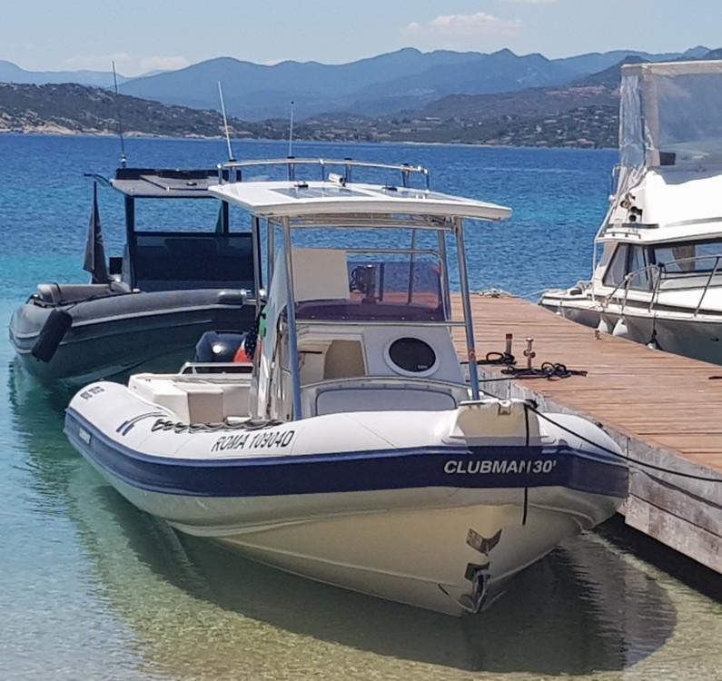 Boat rental Joker Boat Clubman 30 in Ameglia on Samboat
