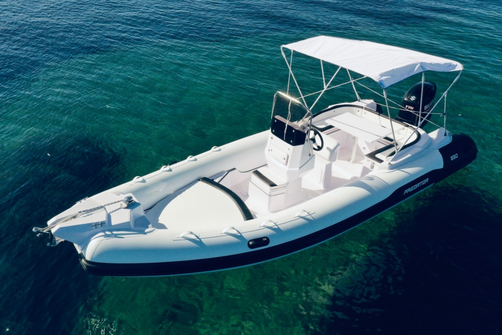 RIB for rent Hyères at the best price