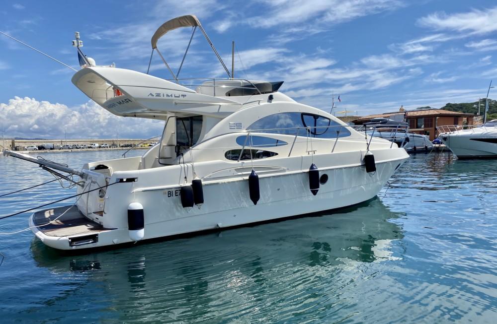 Rental yacht Fréjus - Azimut Azimut 39 E Fly on SamBoat