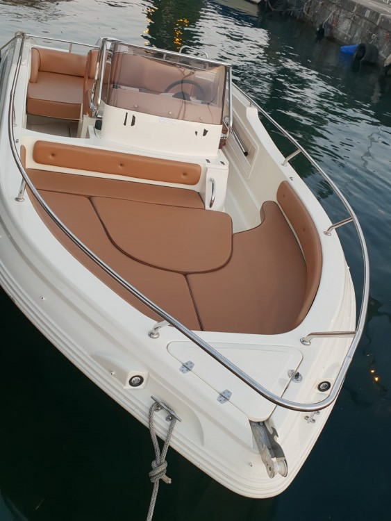 Rental Motorboat in Moniga del Garda - Ranieri rancraft RM 19