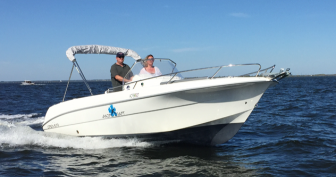 Hire Motorboat with or without skipper Pacific Craft Lège-Cap-Ferret