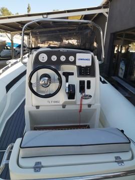 Boat rental Le Havre cheap Marsea CM 120