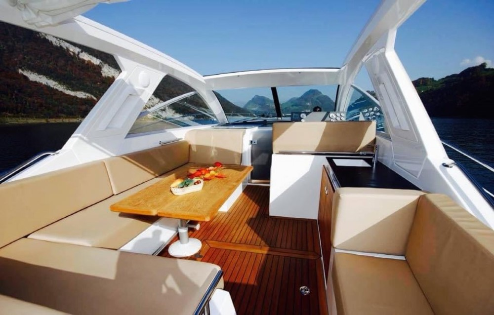 Sealine Sealine SC 35 between personal and professional Mauguio