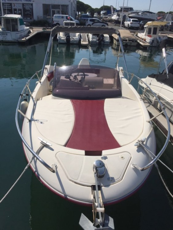 Hire Motorboat with or without skipper Ocqueteau Le Grau-du-Roi