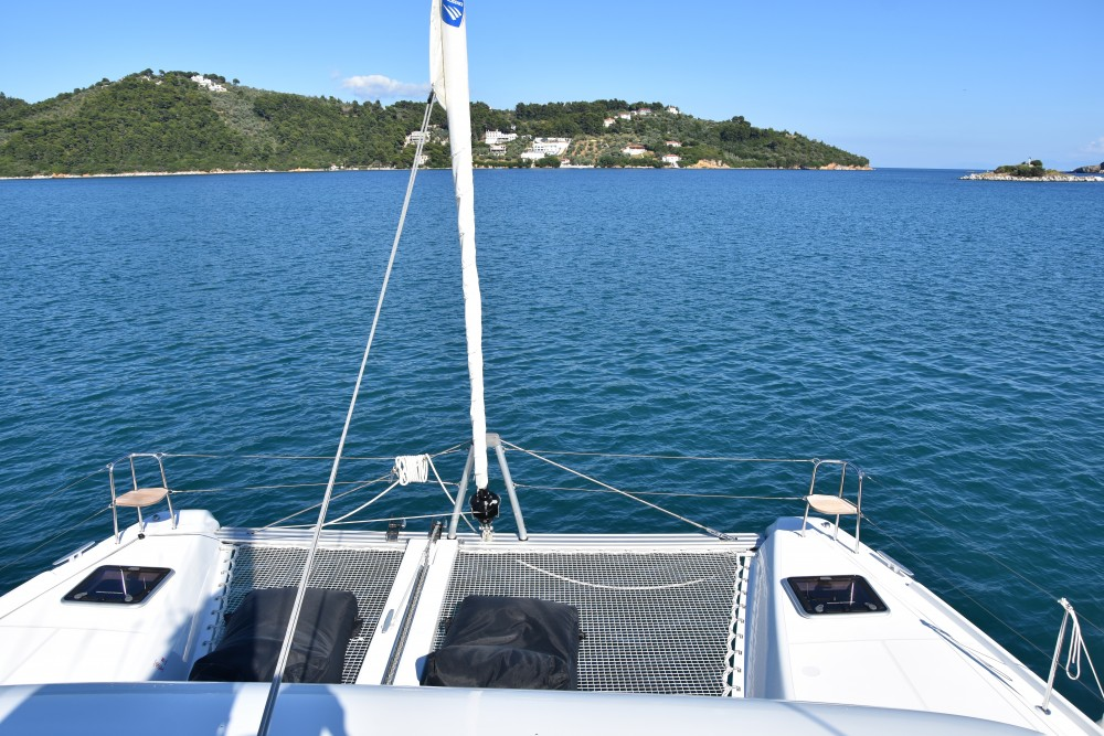 Catamaran for rent Álimos at the best price