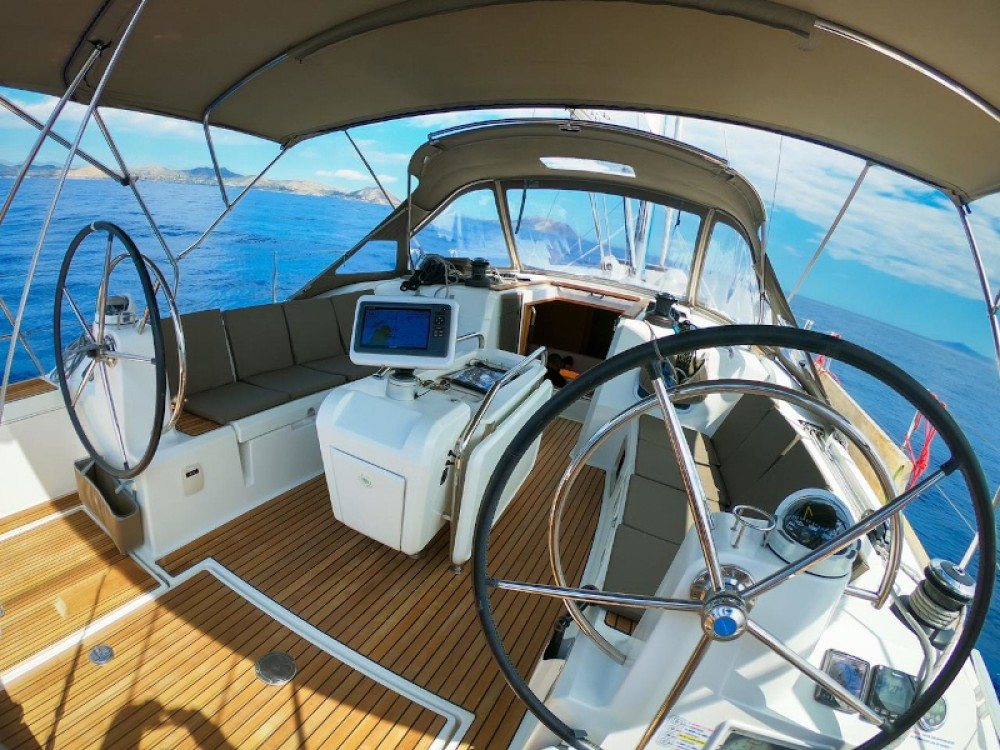 Rental Sailboat in Skiathos - Jeanneau Sun Odyssey 479