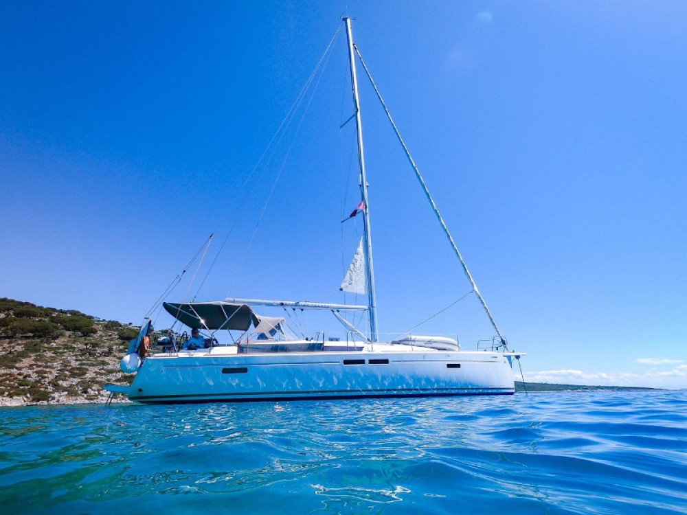 Rental yacht Skiathos - Jeanneau Sun Odyssey 479 on SamBoat