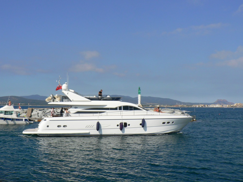 Yacht for rent Fréjus at the best price