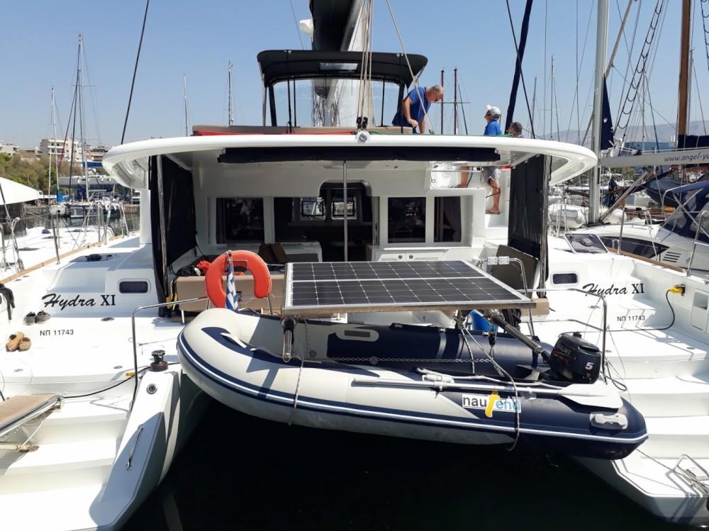 Boat rental Attica cheap Lagoon 450 F