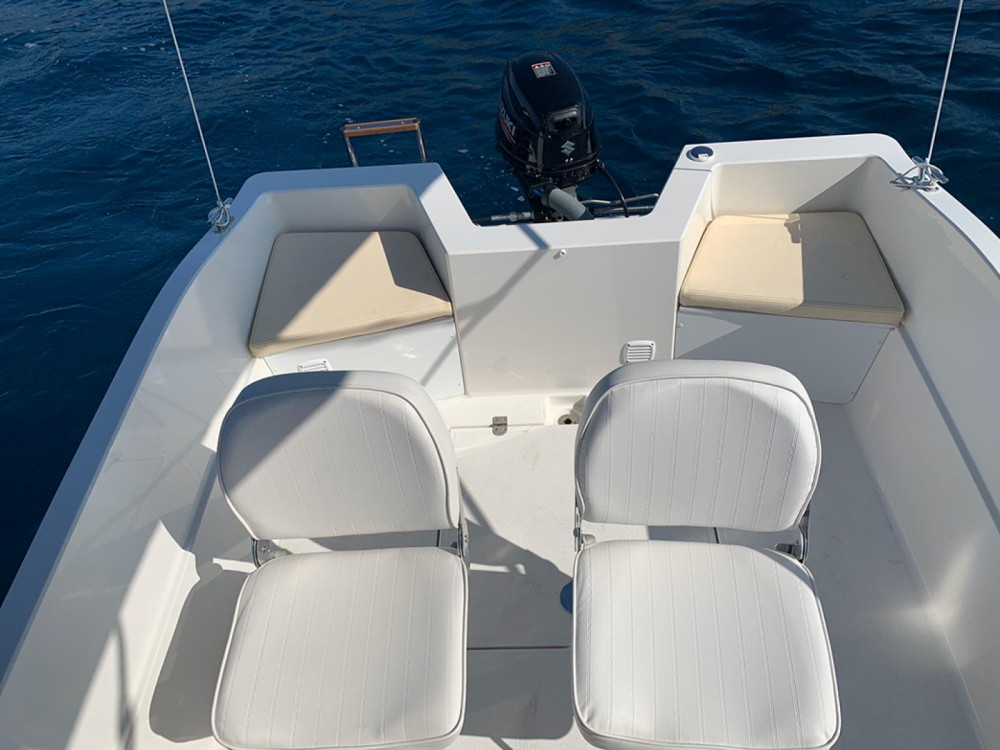Rent a Pacific Craft Pacific Craft 500 Open