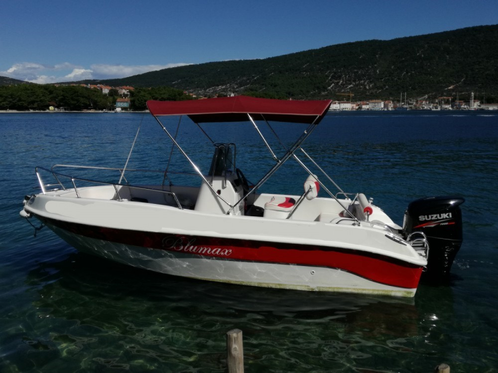 Hire Motorboat with or without skipper Blumax Cres