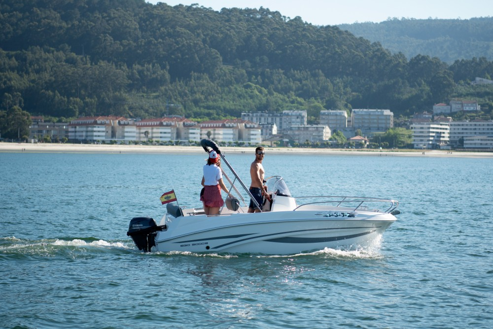 Rental Motorboat AM Yacht with a permit