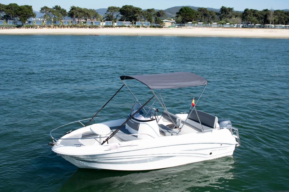 Rental Motorboat in Baiona - AM Yacht RINCHA