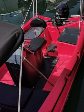 Rental yacht Beaulieu-sur-Mer - Fun Yak Fun Yak 550 on SamBoat