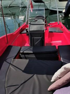Boat rental Beaulieu-sur-Mer cheap Fun Yak 550