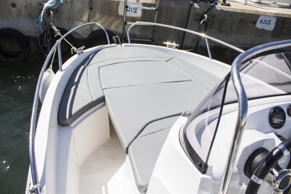 Rental Motorboat in Benalmádena - AM Yacht 500 Open
