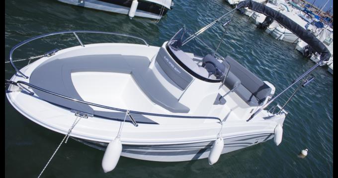 Boat rental AM Yacht 500 Open in Benalmádena on Samboat