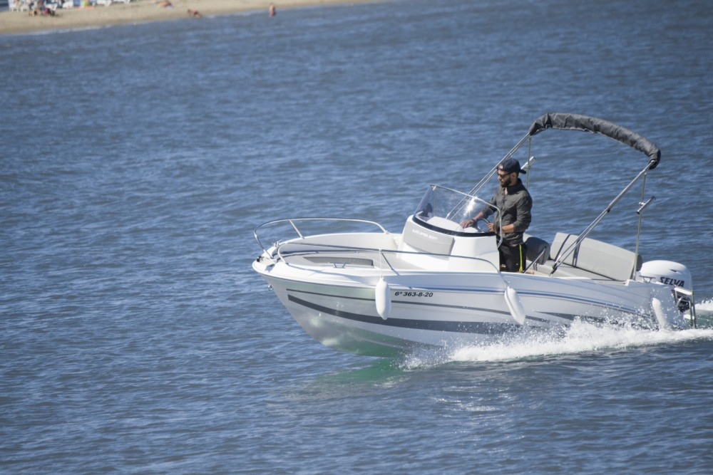 Hire Motorboat with or without skipper AM Yacht Benalmádena