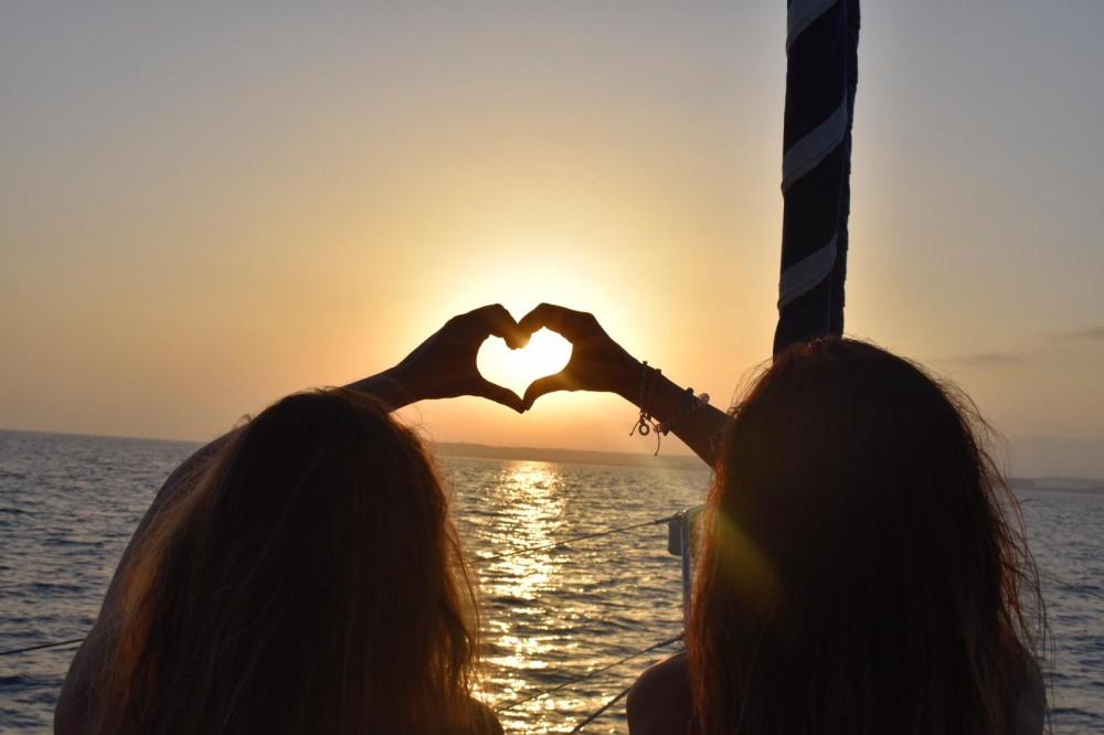 Rental Sailboat in Ibiza - Oceanis CLIPPER 473