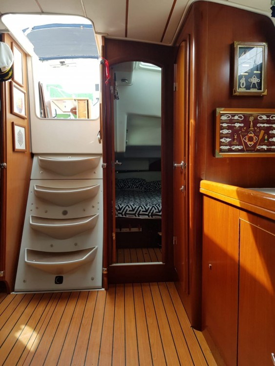 Hire Sailboat with or without skipper Oceanis Ibiza