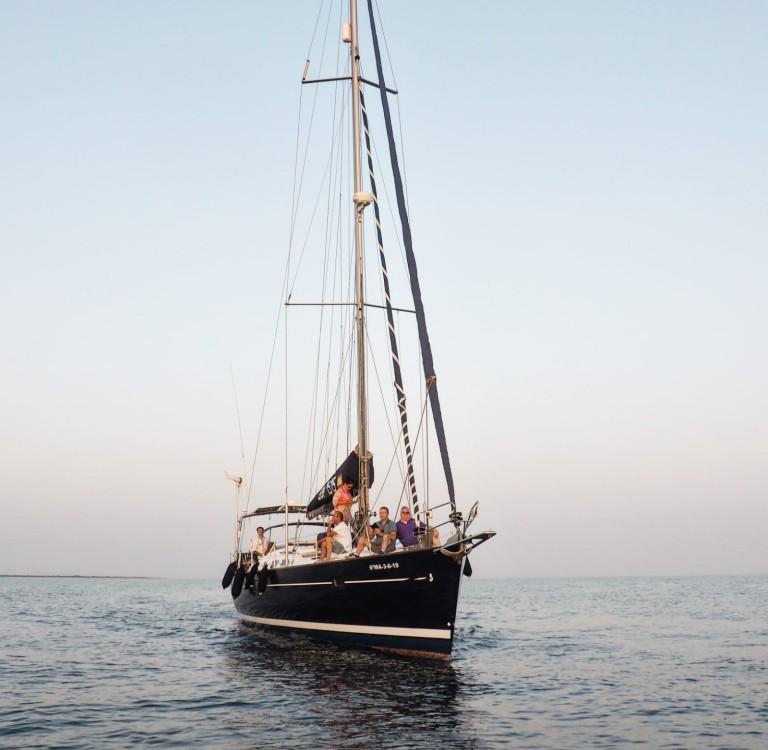 Boat rental Ibiza cheap CLIPPER 473